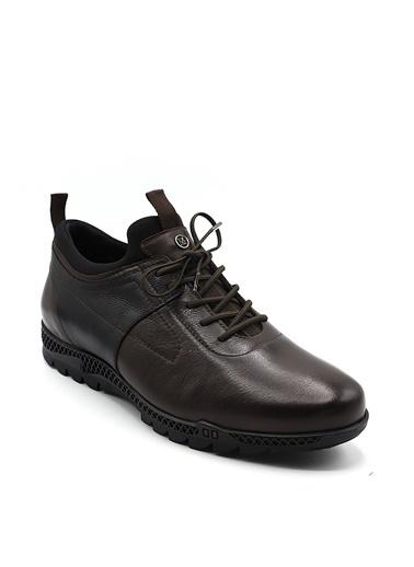 La scada 12349 Kahverengı Erkek Casual Ayakkabı Kahve